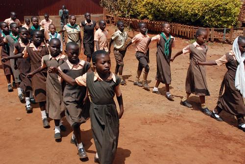 Keeping Kids Fed in Kenyan Schools | USDA
