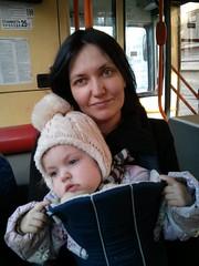 Оля и Ульянка