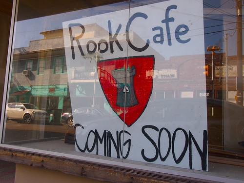 Rook Care to be on Freret Street. Photo by Melanie Merz.