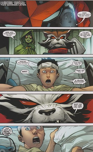 rocket raccoon nova #2
