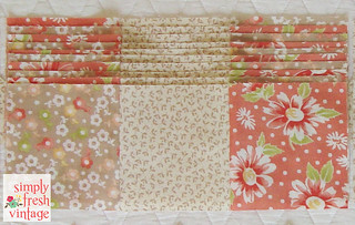 3 Block Strips | Simply Fresh Vintage