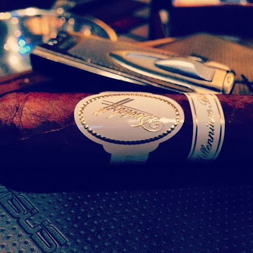 Following up the Special R with a Davidoff Millennium