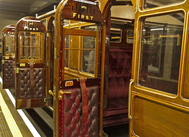 Restored Metropolitan Jubilee Carriage No. 353