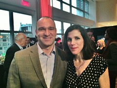 David and Alexandra Pelosi