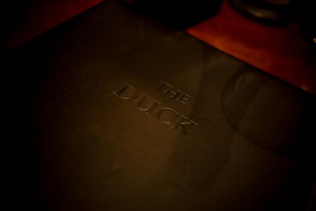 The Duck Menu