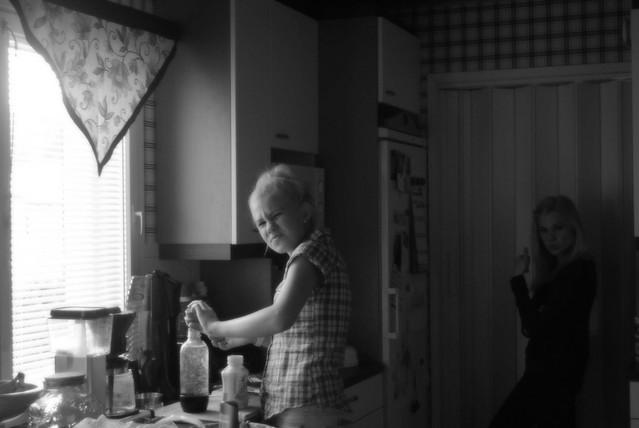 keittiössäXD