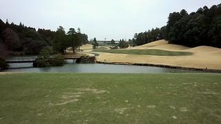 ゴルフラウンド31回目:成田東CCは56+60=116。千葉県最高峰コースレート73.7は四面楚歌だった。