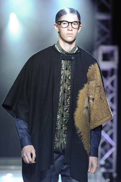 FW13 Tokyo yoshio kubo004_Joslyn @ ACTIVA(Fashion Press)