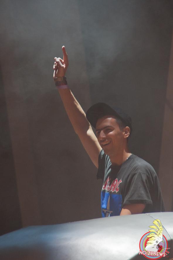 BOYS NOIZE @ MIAMI ULTRA FEST 2013