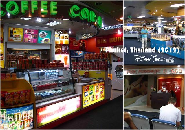 Phuket Day 4 - Shops Around Phuket Airport