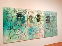 Basquiat live at MOCA: Faith, Hope, Charity