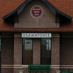 The Osawatomie Experience