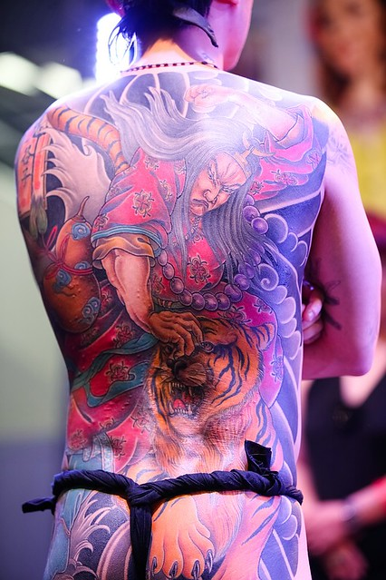 Tattoo Convention Frankfurt | Flickr - Photo Sharing!