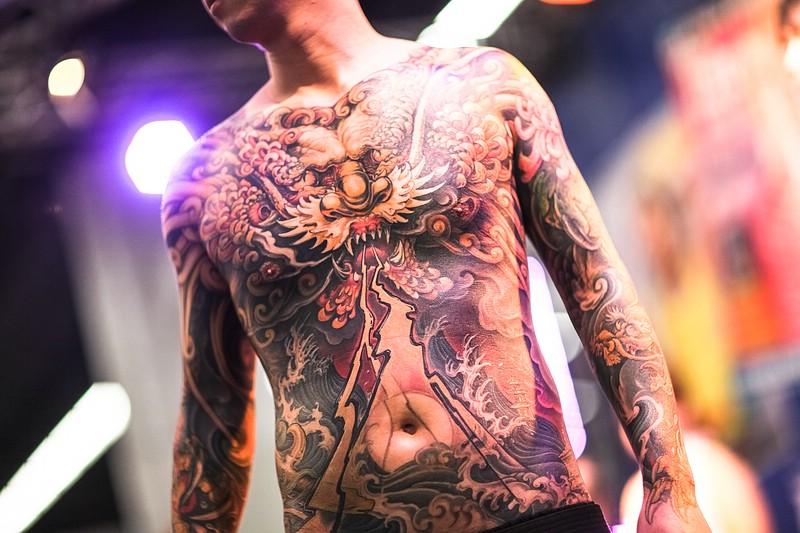 tattoo convention frankfurt 2018