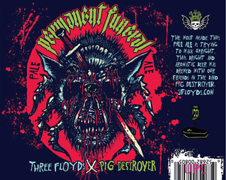 Three Floyds Permanent Funeral Pale Ale