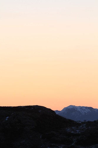 morning mountain mountains norway sunrise rogaland haugesund steinsfjellet haugalandet haugaland