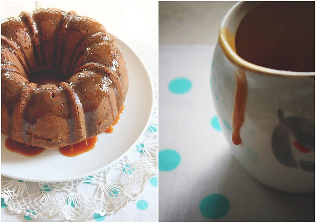 Gugelhupf & caramel