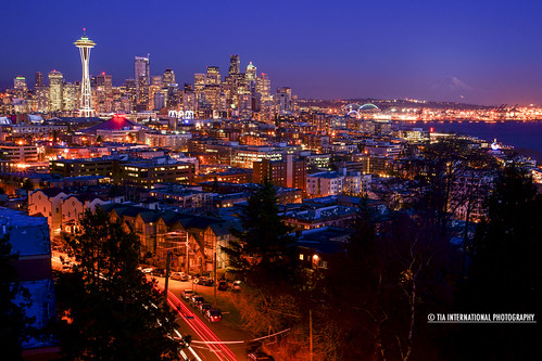 From Seattle with Salutations