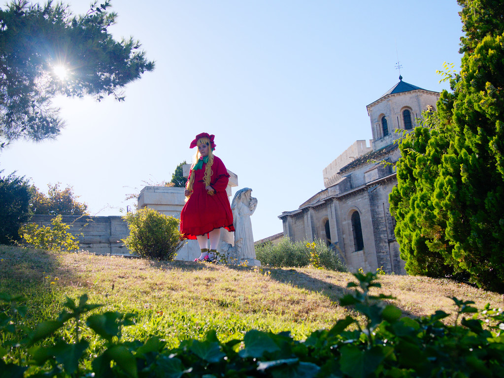 related image - Shooting Shinku - Rozen Maiden - Jardin des Doms - Avignon -2016-08-15- P1520292