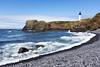 Yaquina Lighthouse - Postcard Version
