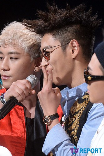 Big Bang - Mnet M!Countdown - 07may2015 - TV Report - 07