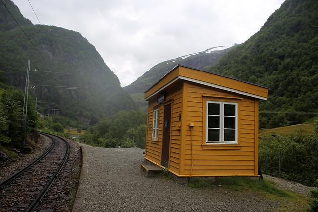 Blomheller Station