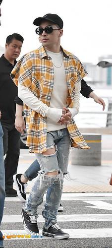 BIGBANG departure Seoul to Macao 2016-09-03 (33)