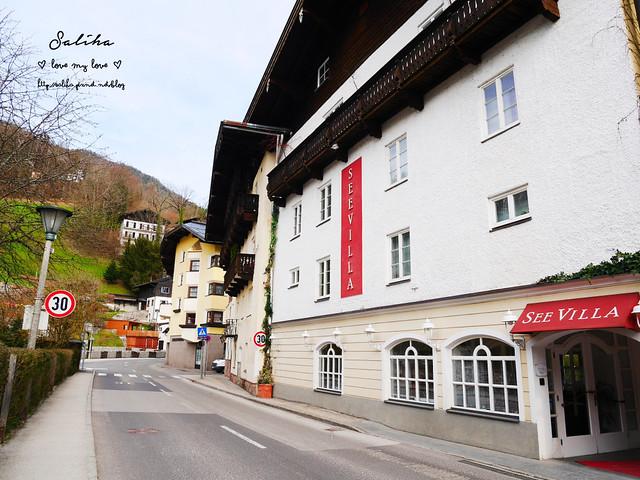 奧地利住宿Hotel Seevilla Wolfgangsee (17)