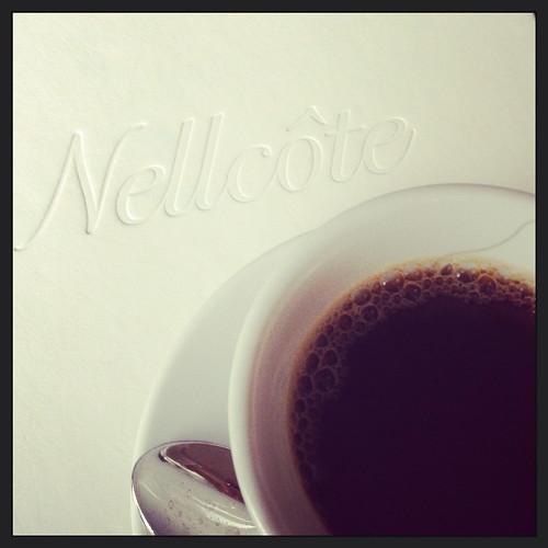 Nellcote coffee