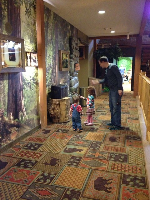 MagiQuest at Great Wolf Lodge