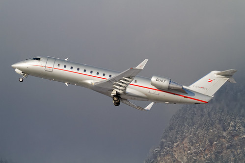 Planespotting in Innsbruck
