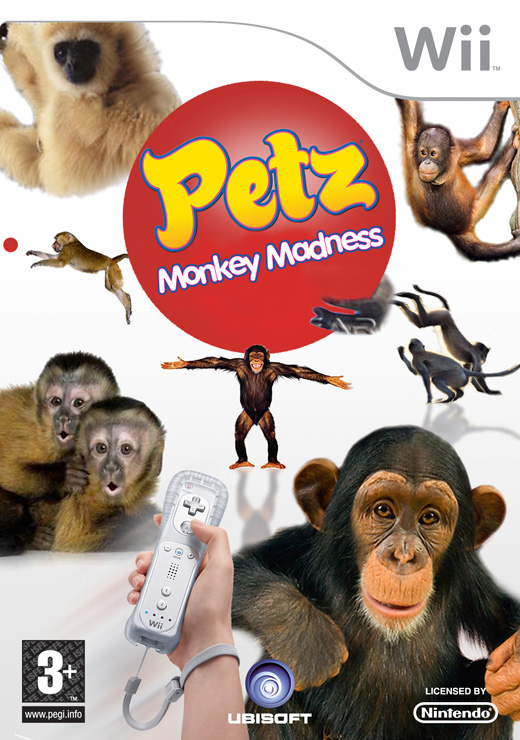 petz monkey madness
