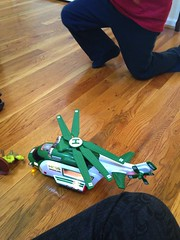 A Hess-copter!