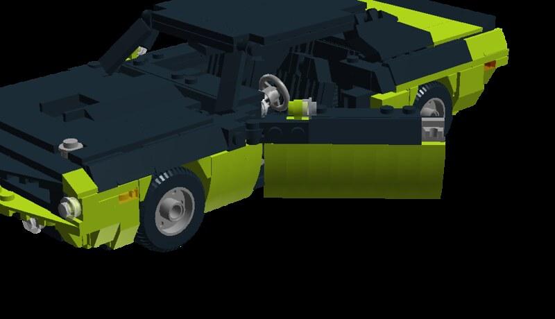Plymouth AAR Cuda 10