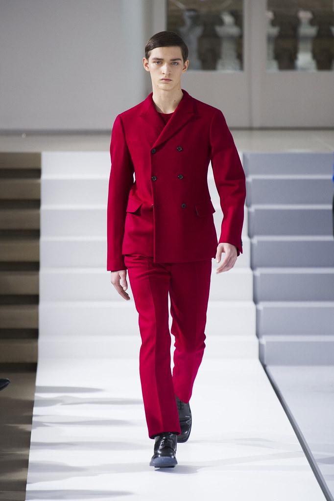 FW13 Milan Jil Sander001_Otto Lotz(fashionising.com)