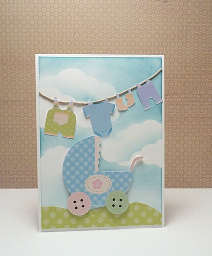 Baby card #122