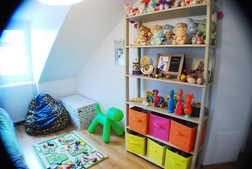 Chambre de henri poulattitude - Caisse de rangement lego ...