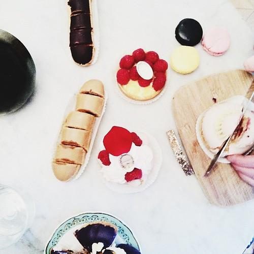cake party!  @makingmagique @fivrel @sofianebiolo @christophevictoor