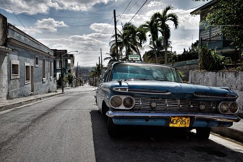 Loma Azul by Rey Cuba
