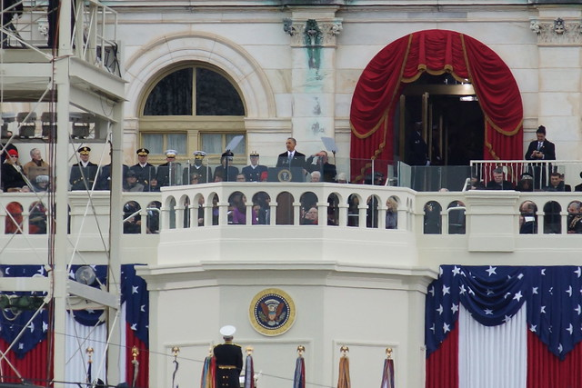President Obama's Second Inaugural Address [Explored]
