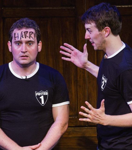 Potted Potter (Gary and Jesse) 1