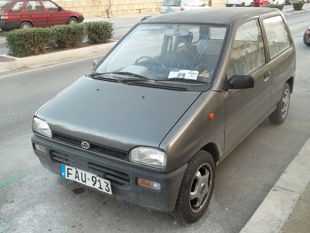 Natively sold kei cars? [Archive] - Backroads Forums