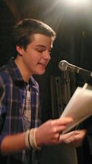 Aleksa - textstrom Poetry Slam Wien