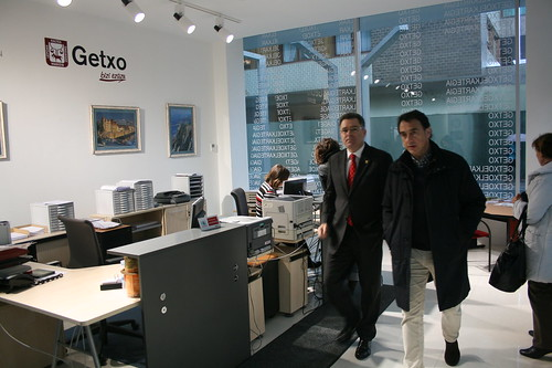 Oficina de Atención Ciudadana para la zona de Las Arenas-Romo