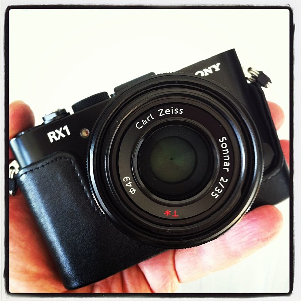 #sony #RX1 fer real!!