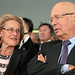 The Global Agenda 2013: Hilde Schwab, Klaus Schwab by World Economic Forum