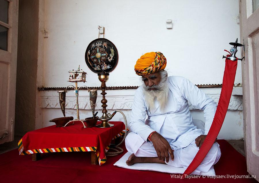 Old guard, Jodhpur, India