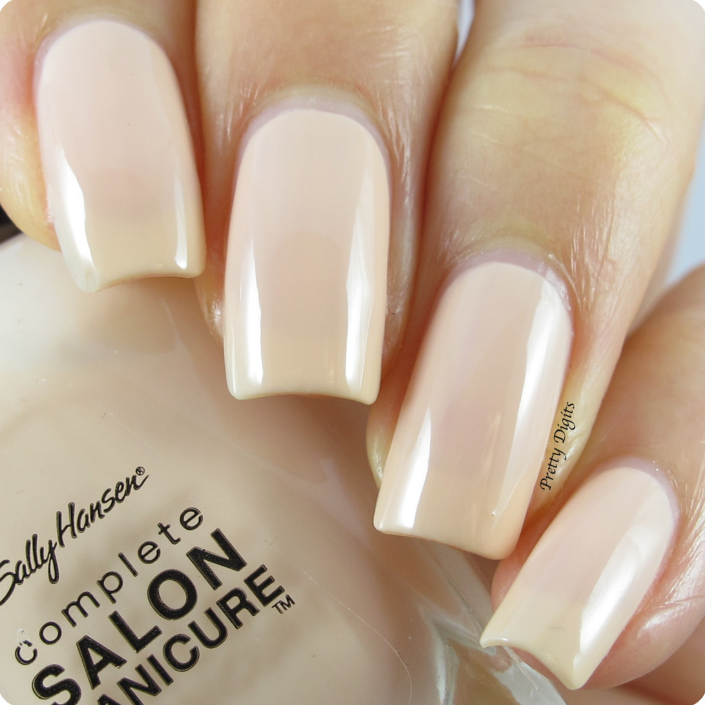 Sally Hansen - Jaded  Peachy Keen and Pennies For HeavenSally Hansen Jaded