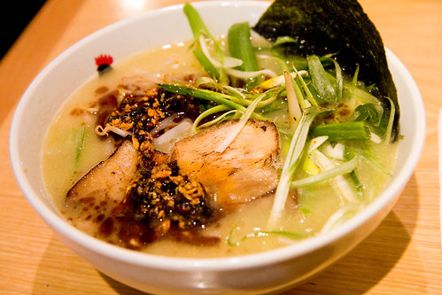Totto spicy ramen, Totto Ramen | by gsz
