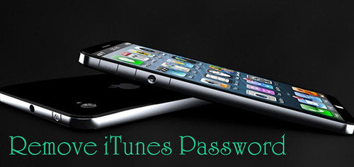 remove itunes password